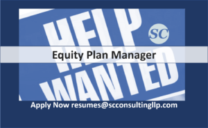 Equity Plan Manager