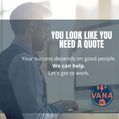Get a quote for a virtual assistant
