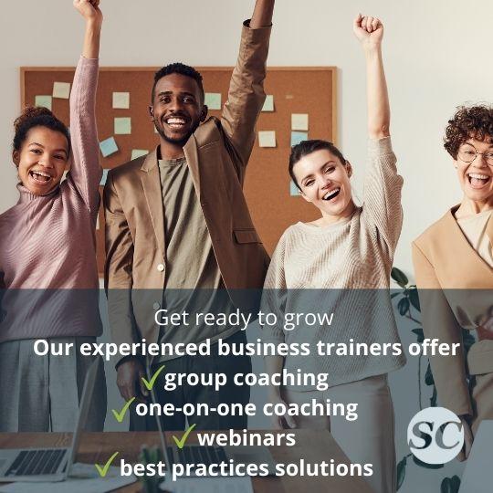 coaching services business owner entrepreneur training
